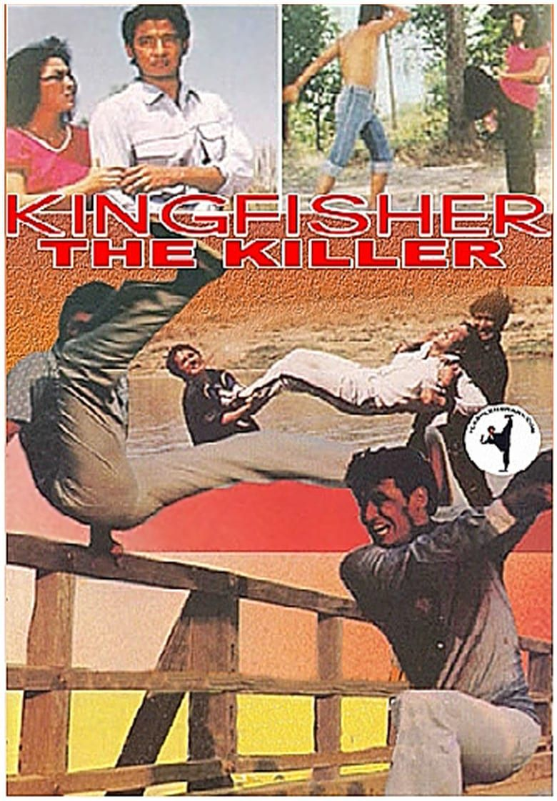 Kingfisher The Killer Poster