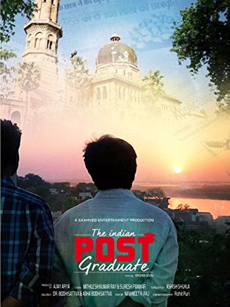 The Indian Post Graduate Poster