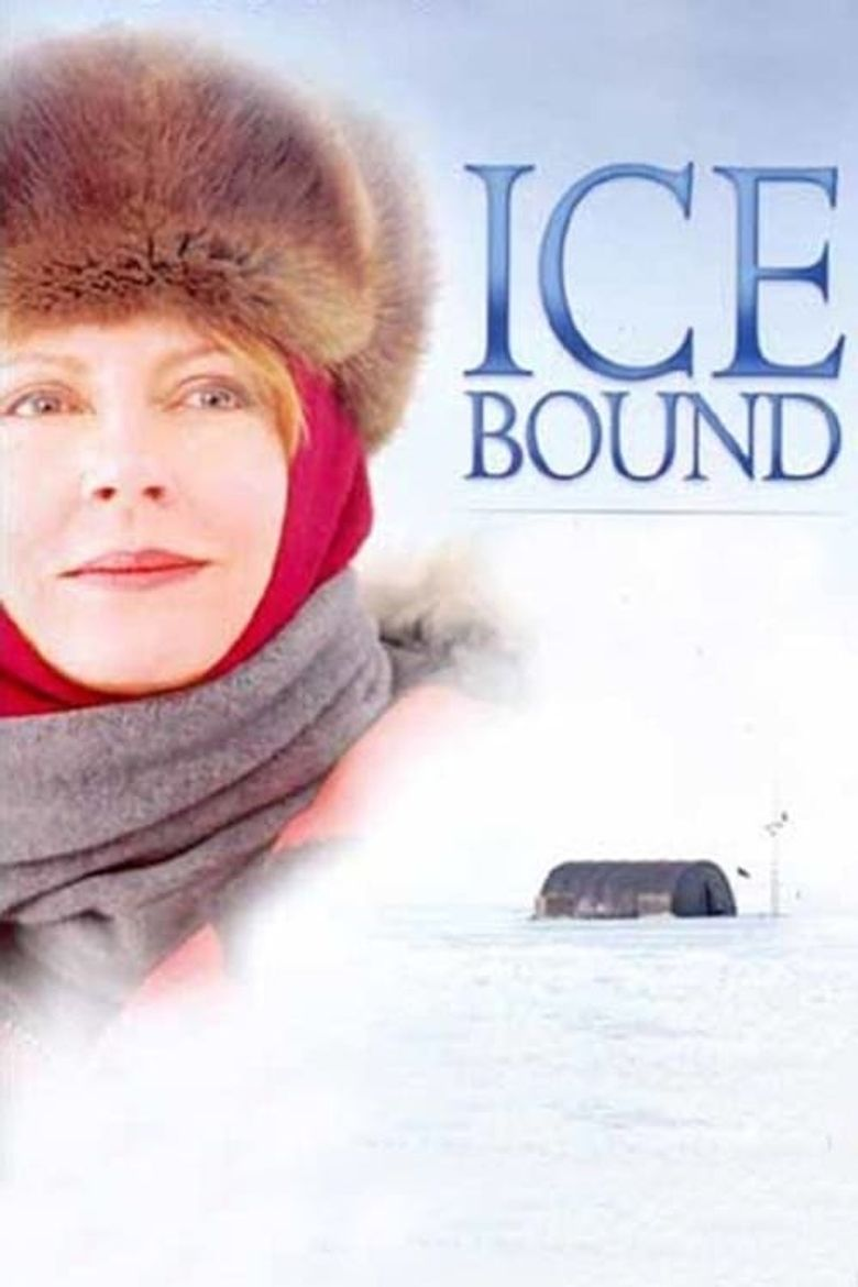 Ice Bound - A Woman's Survival at the South Pole Poster