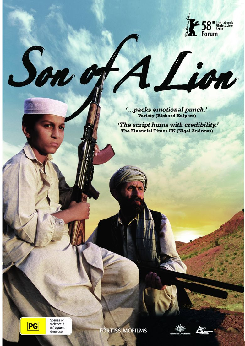 Son of a Lion Poster
