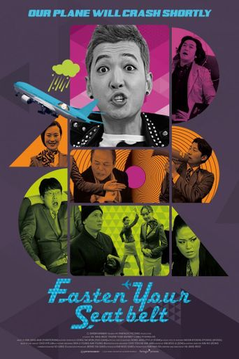 Fasten Your Seatbelt Poster