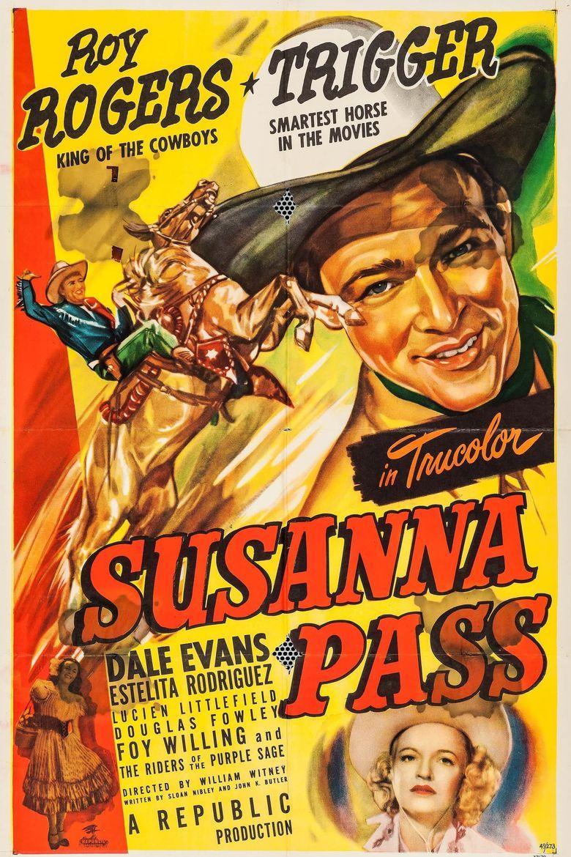 Susanna Pass Poster