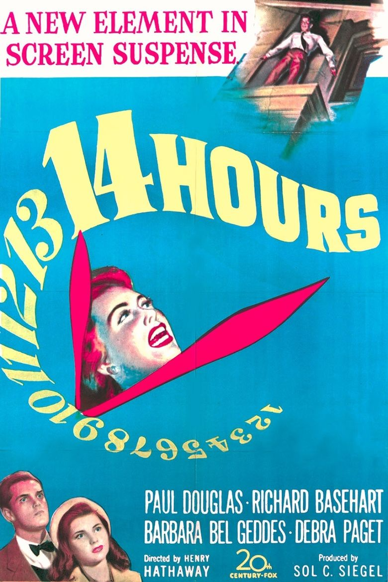 Fourteen Hours Poster