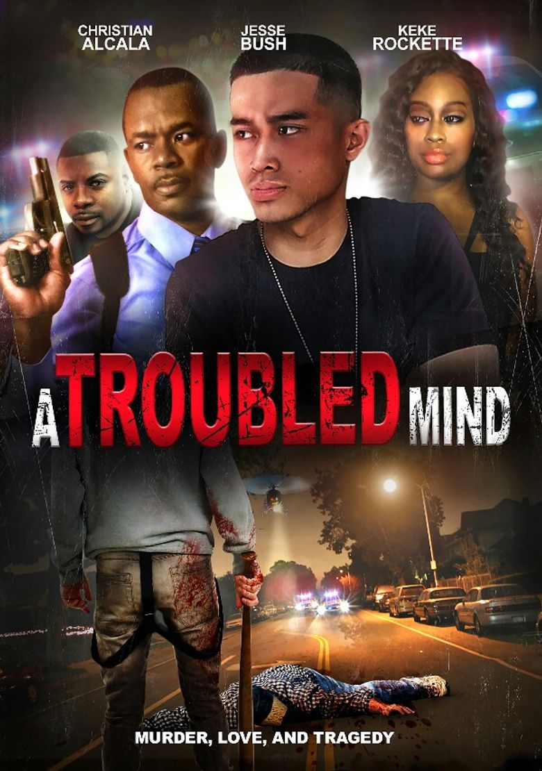 A Troubled Mind Poster