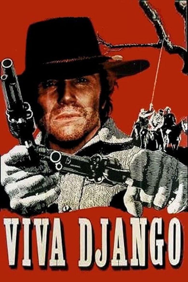 Viva! Django Poster