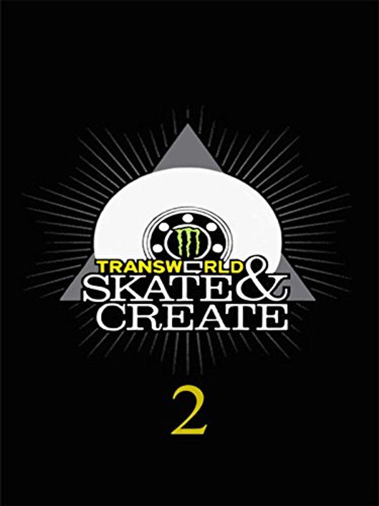 Transworld Skate & Create Poster