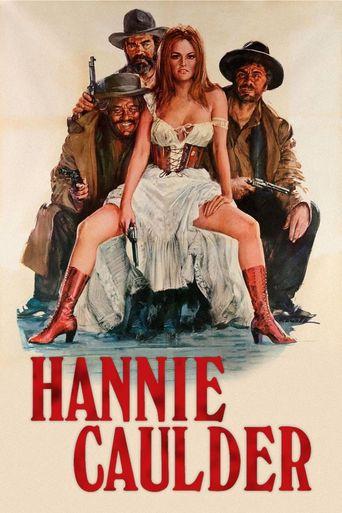Hannie Caulder Poster
