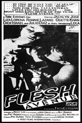 Flesh Avenue Poster