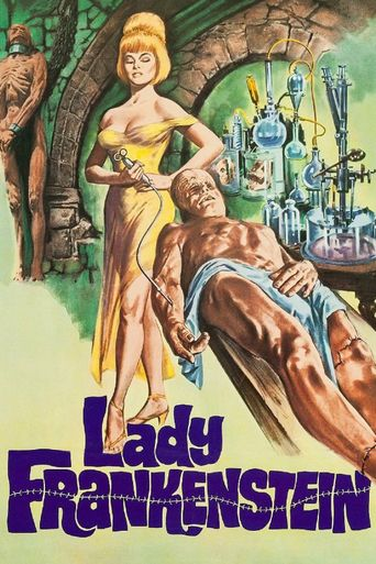 Watch Lady Frankenstein