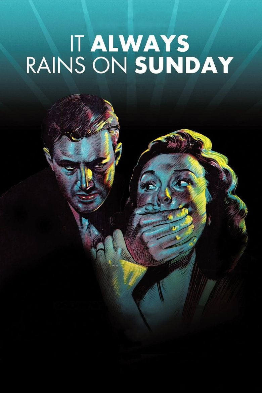 It Always Rains on Sunday Poster