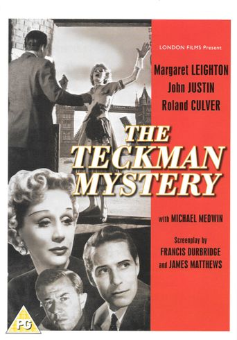 The Teckman Mystery Poster