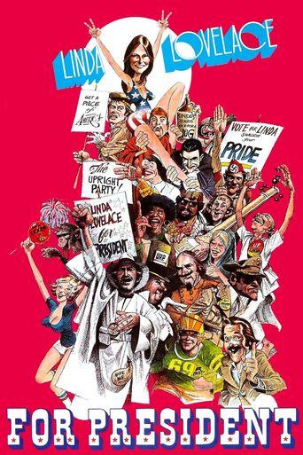Linda Lovelace for President Poster