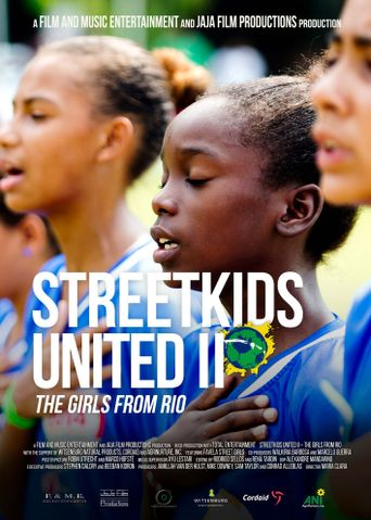 Streetkids United II: The Girls From Rio Poster
