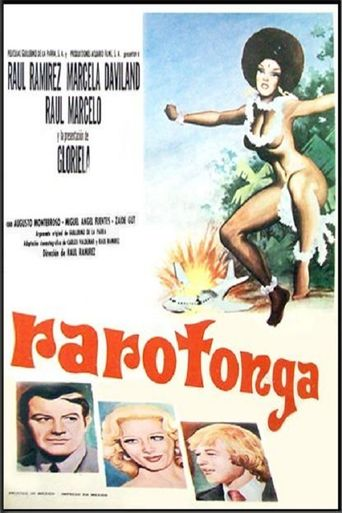 Rarotonga Poster