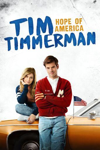 Tim Timmerman: Hope of America Poster