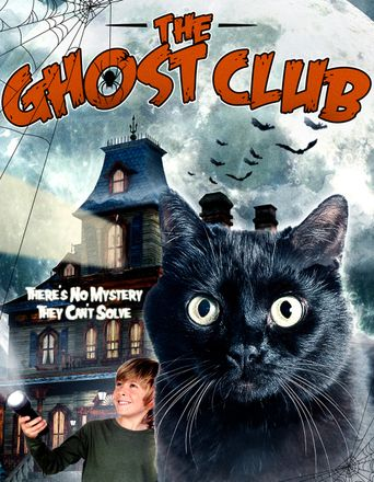 The Ghost Club Poster