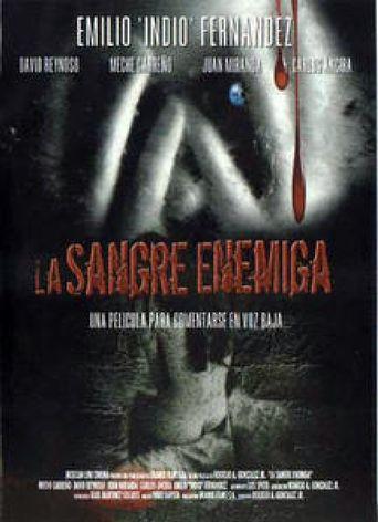 La Sangre Enemiga Poster