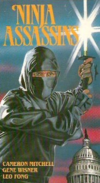 Ninja Assassins Poster