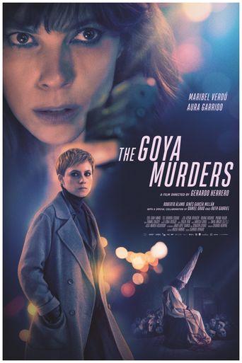 The Goya Murders Poster