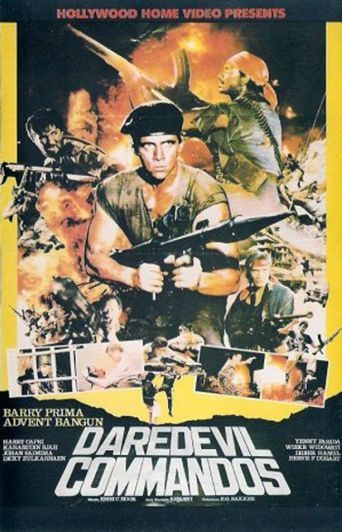 Daredevil Commandos Poster
