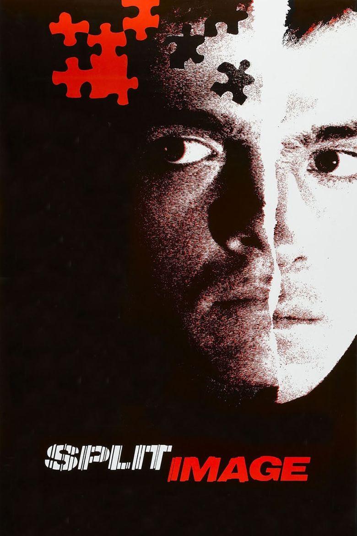 Split Image Poster