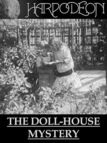 The Doll-House Mystery Poster