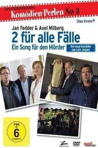 2 für alle Fälle - Ein Song für den Mörder Poster