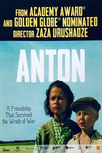 Антон і червона химера Poster