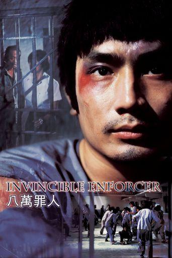Invincible Enforcer Poster