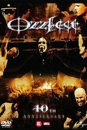 Ozzfest: 10th Anniversary Poster