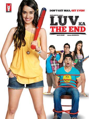 Luv Ka The End Poster