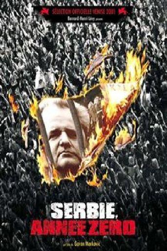 Serbia, Year Zero Poster