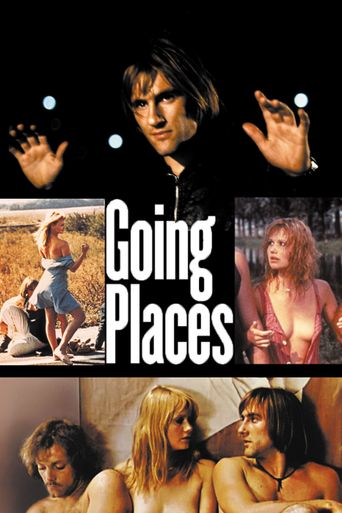 Going Places Poster