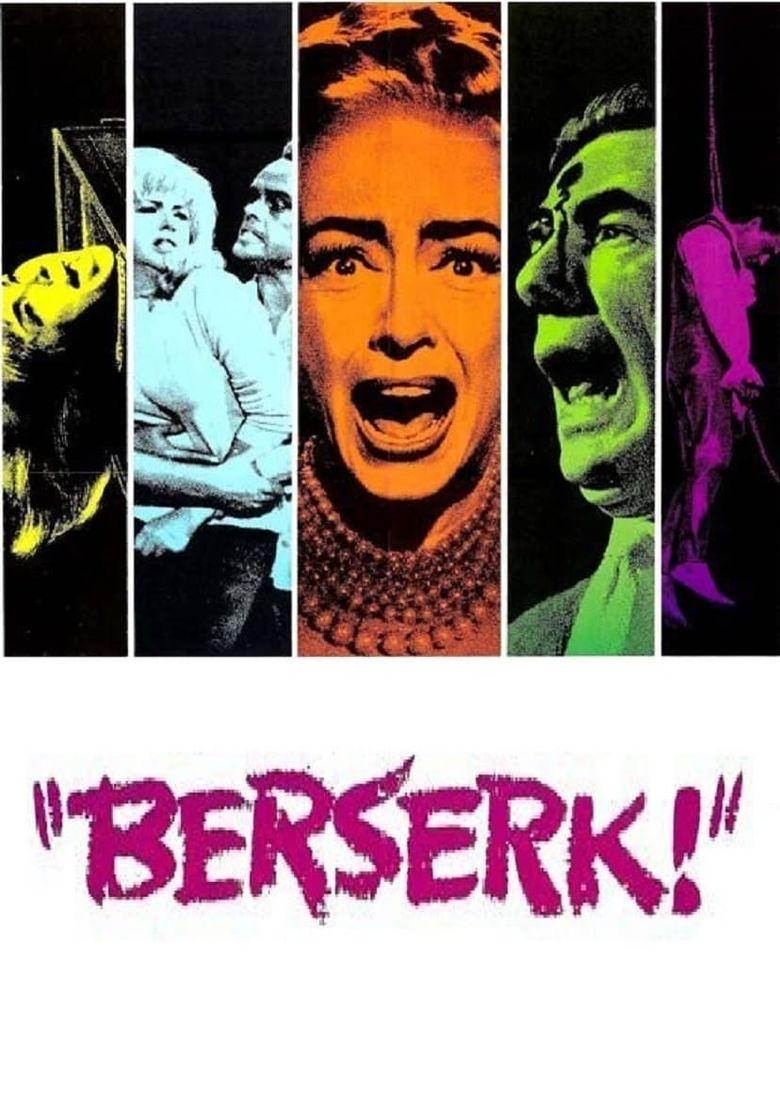 Berserk! Poster