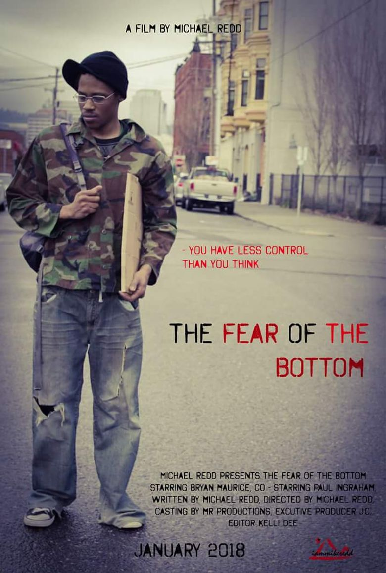 The Fear Of The Bottom Poster