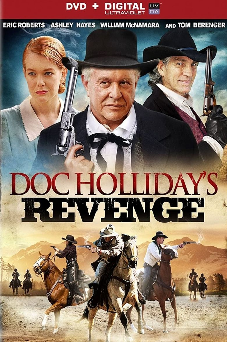 Doc Holliday's Revenge Poster