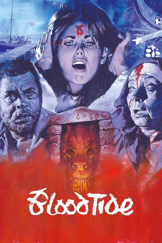 Blood Tide Poster