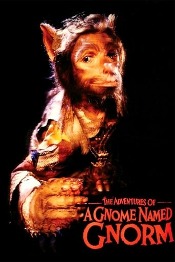 A Gnome Named Gnorm Poster