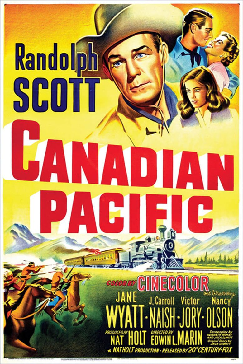 Canadian Pacific Poster