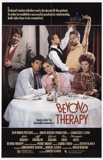 Beyond Therapy Poster