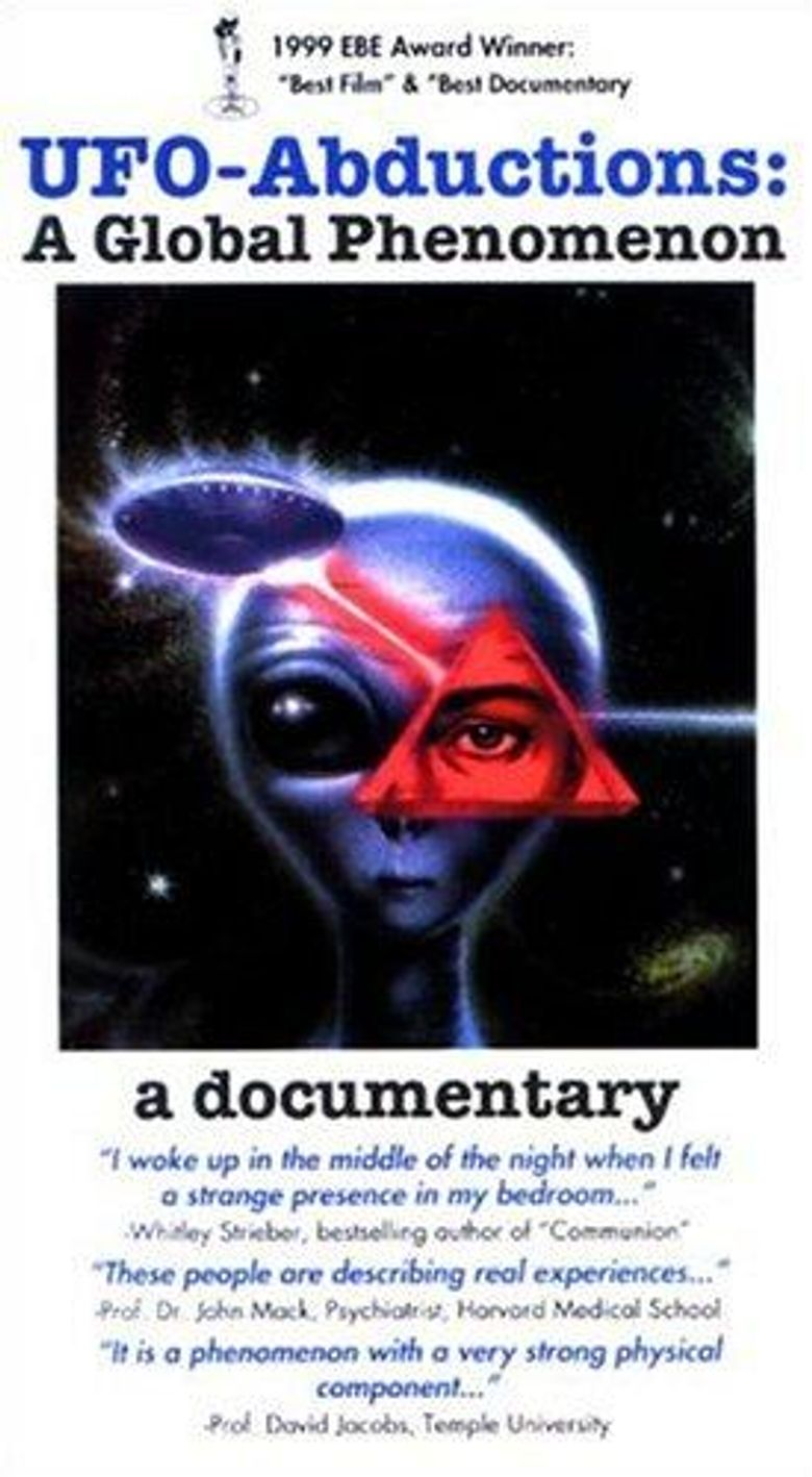 UFO Abductions Poster