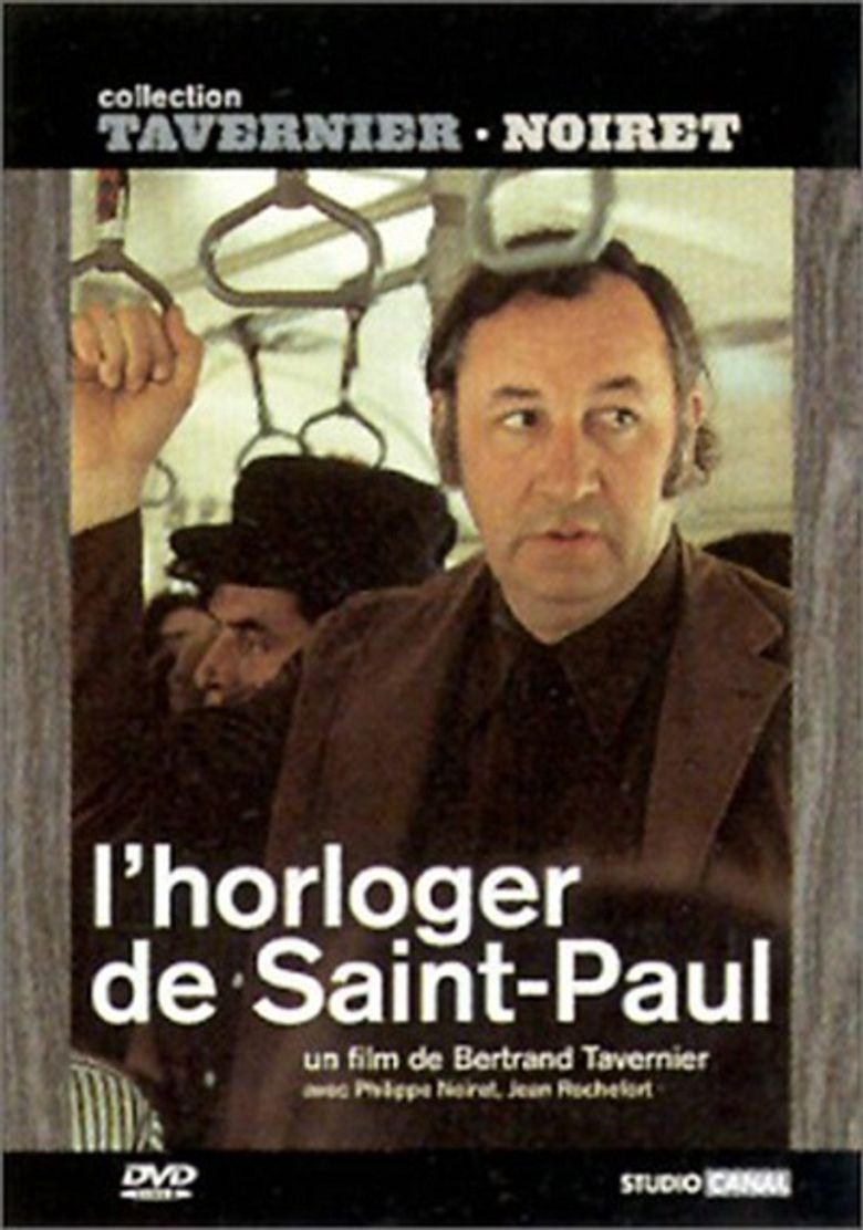 The Watchmaker of St. Paul Poster