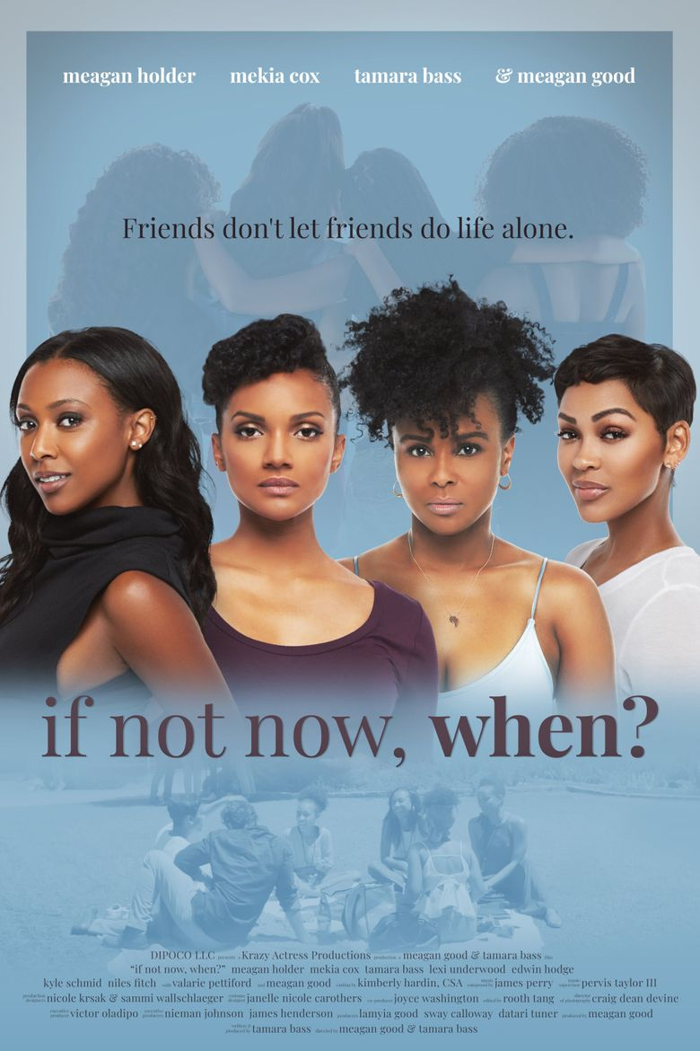 If Not Now, When Poster
