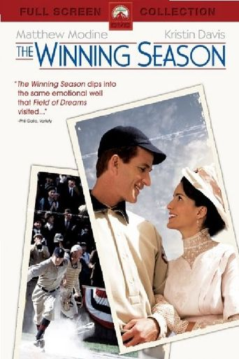 The Winning Season Poster