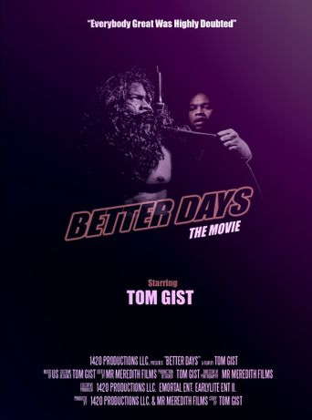 Better Days the Movie Poster