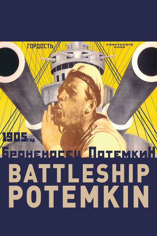 Battleship Potemkin Poster