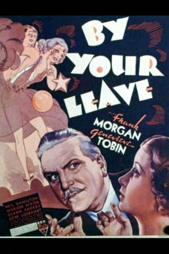 By Your Leave Poster