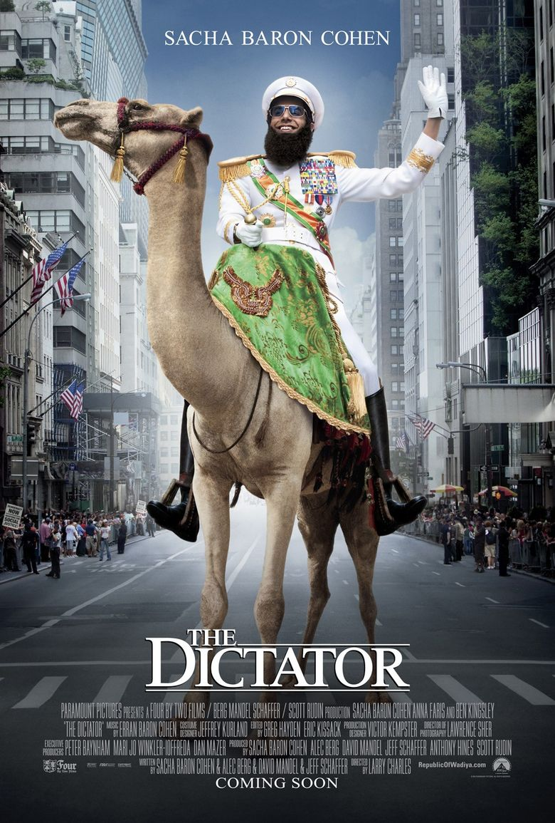 Watch The Dictator