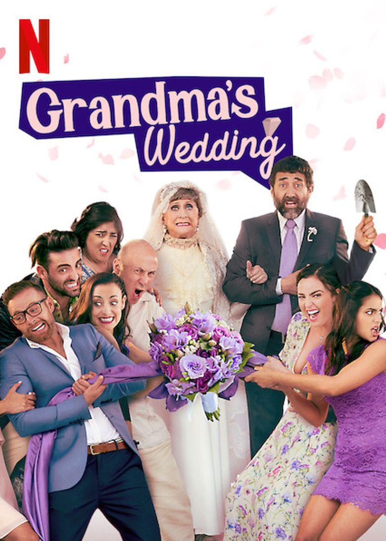 Grandma's Wedding Poster