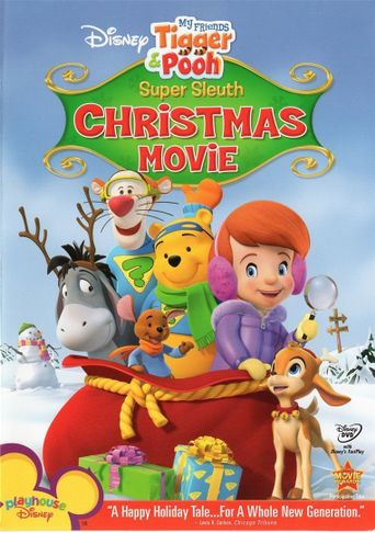 My Friends Tigger and Pooh Super Sleuth Christmas Movie Poster